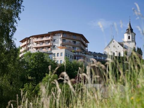 Der WILDe EDER - 4-Sterne-Hotel in St. Kathrein
