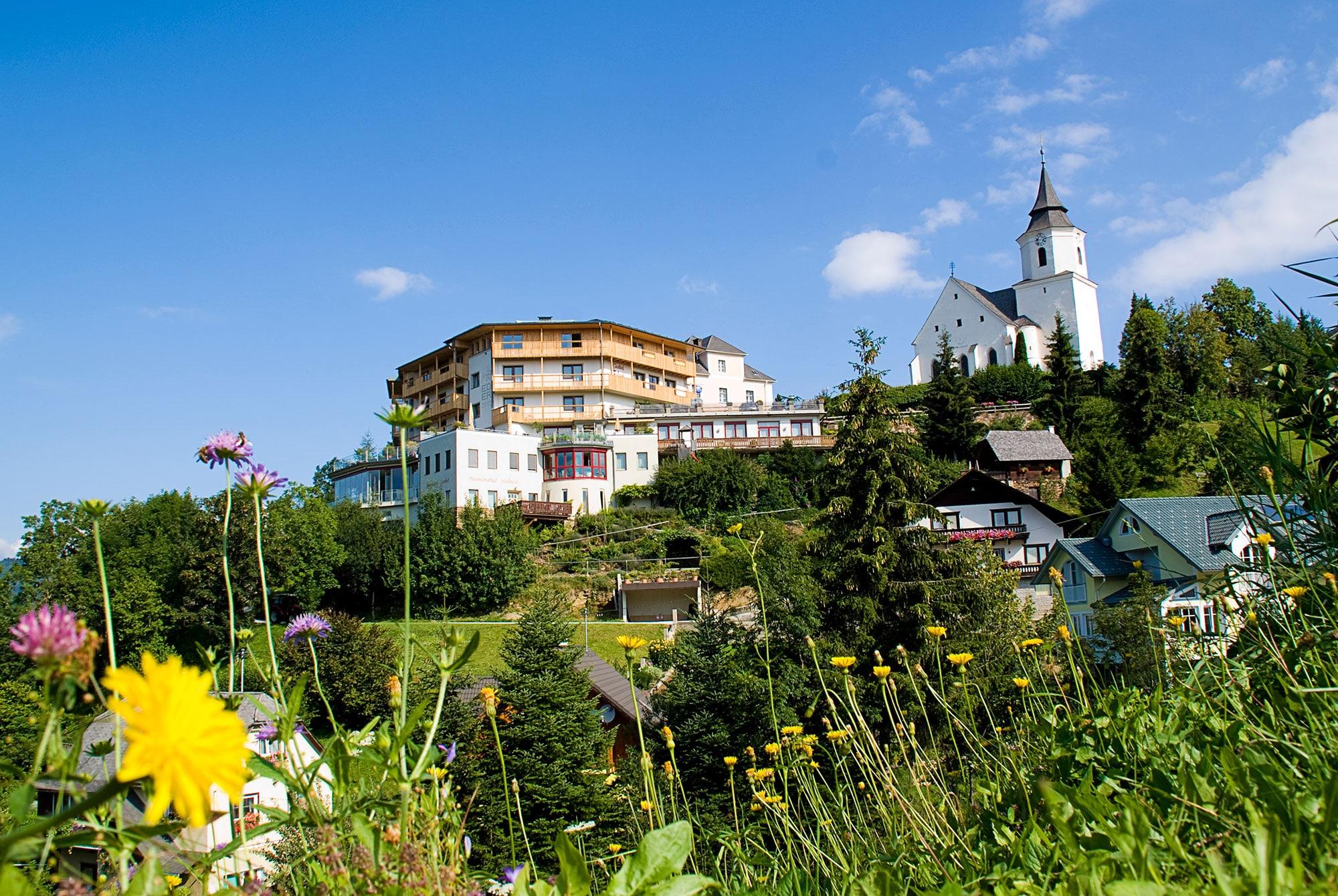 Der wilde Eder - Wohlfühlhotel Steiermark - Urlaub im Almenland