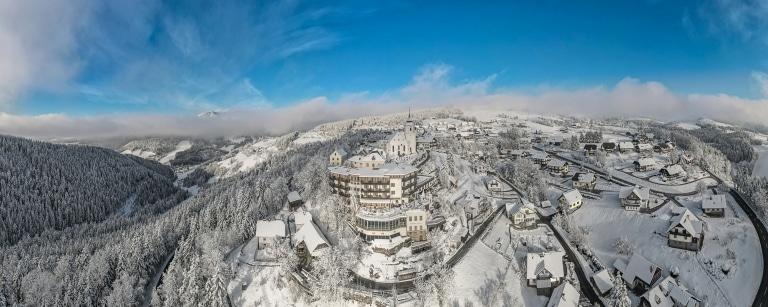 Winterwunderland - Urlaub in St. Kathrein am Offenegg